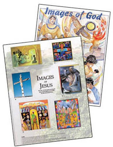 9781770645646: Images of Jesus & Images of God: 2 Posters