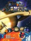 9781770660311: 3-D Planets, Full Color 3-D with 3-D Glasses Inside