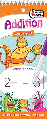 9781770660441: Tall Wipe-Clean: Addition