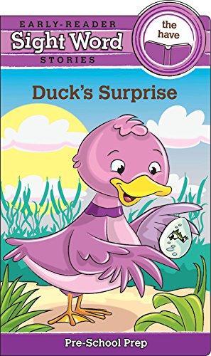 Sight Word Stories: Duck's Surprise: Beaver Books