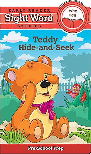 Sight Word Stories: Teddy's Hide-and-Seek: Beaver Books