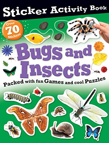 My Favorite Sticker Book: Bugs & Insects: Beaver Books
