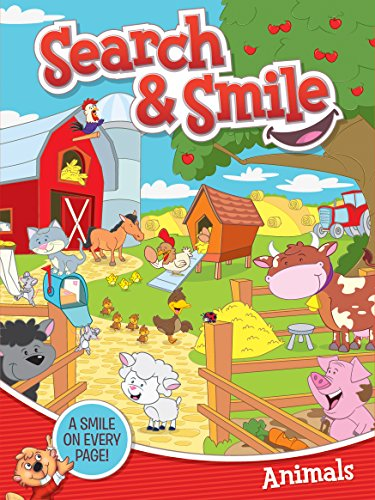 Search and Smile Animals: Monica Johnson