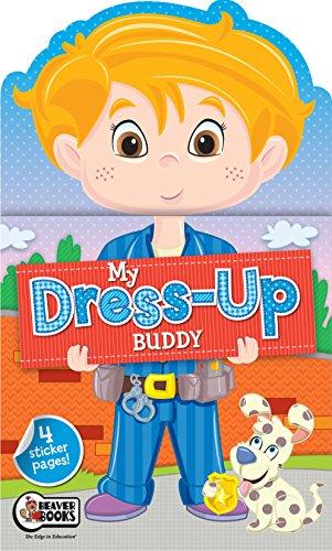 My Dress Up Buddy: Johnson, Monica