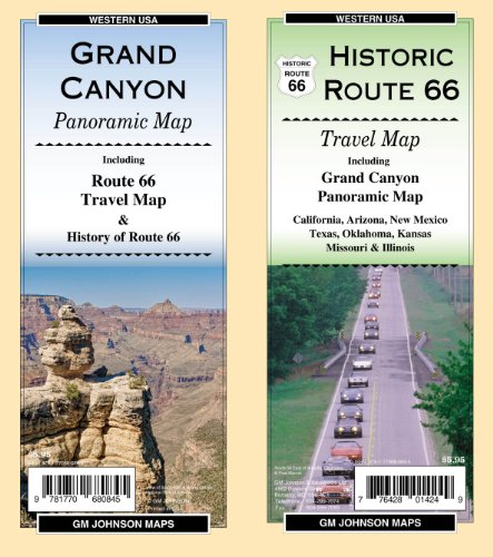 9781770680845: Route 66/Grand Canyon