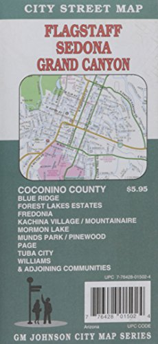 Flagstaff/Sedona, AZ: G.M. Johnson & Associates Ltd.