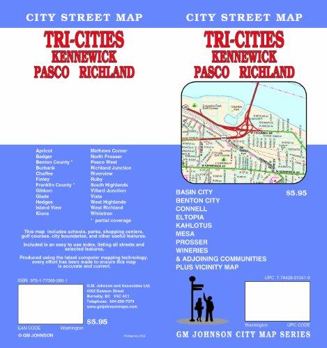 9781770682801: Tri-Cities, WA (Kennewich,Pasco, Richland)