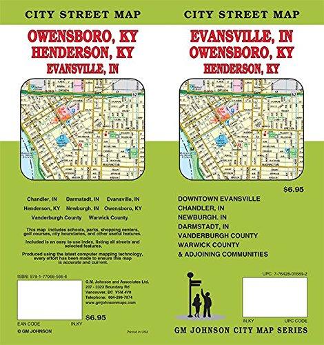 9781770685666: Evansville IN / Owensboro KY / Henderson KY, Indiana on kentucky real estate, kentucky roads, kentucky topographical map, kentucky utilities, kentucky house, kentucky trail map, kentucky atlas, kentucky events, kentucky restaurants, kentucky mountain map, kentucky highway map, kentucky parkway map, kentucky travel, kentucky information, kentucky entertainment, kentucky art, kentucky state map, kentucky history, kentucky schools, kentucky region map,