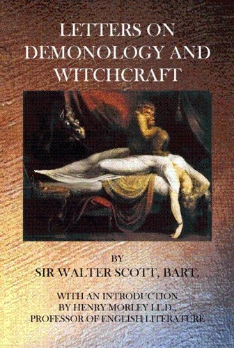 9781770830394: Letters on Demonology and Witchcraft