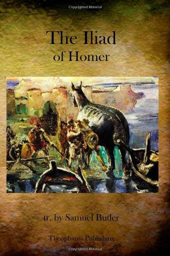 9781770830967: The Iliad of Homer