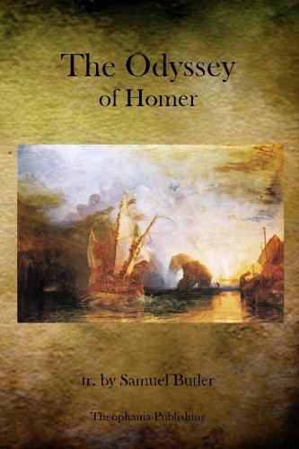 9781770830974: The Odyssey of Homer