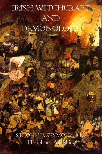 9781770831247: Irish Witchcraft and Demonology