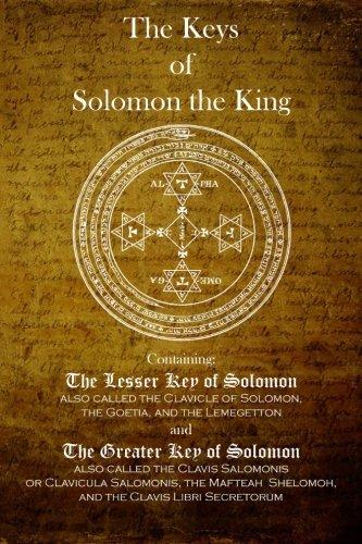 9781770832718: The Keys of Solomon the King