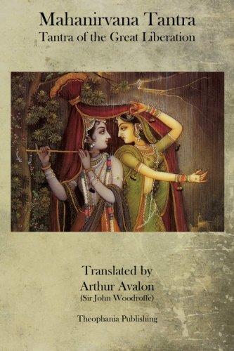 9781770832909: Mahanirvana Tantra