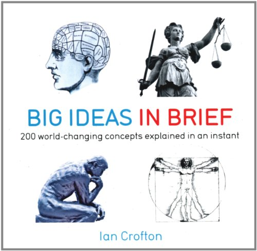 9781770850477: Big Ideas in Brief: 200 World-Changing Concepts Explained in an Instant