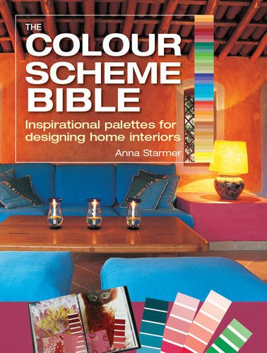 9781770850934: The Color Scheme Bible: Inspirational Palettes for Designing Home Interiors