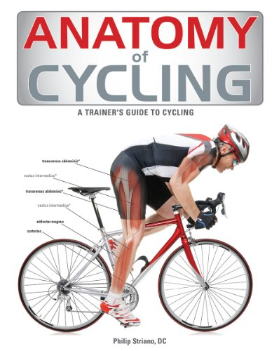 9781770851719: Anatomy of Cycling: A Trainer's Guide to Cycling