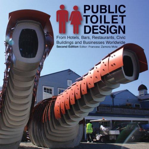 Public Toilet Design: From Hotels, Bars, Restaurants,