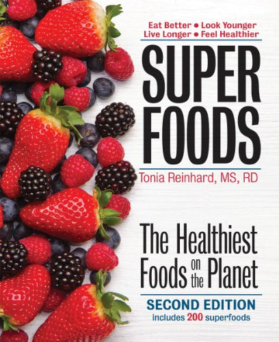 9781770852563: Superfoods: The Healthiest Foods on the Planet