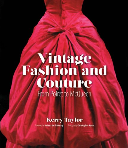 9781770852624: Vintage Fashion and Couture: From Poiret to McQueen