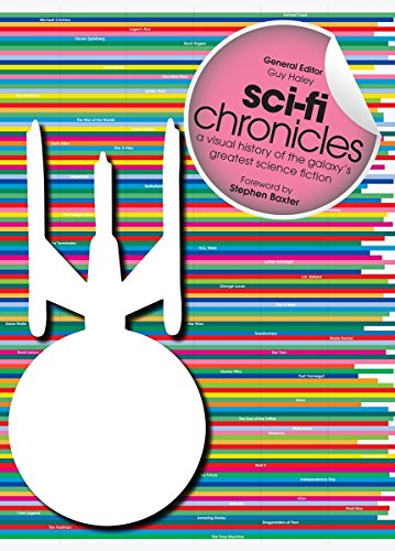 9781770852648: Sci-Fi Chronicles: A Visual History of the Galaxy's Greatest Science Fiction