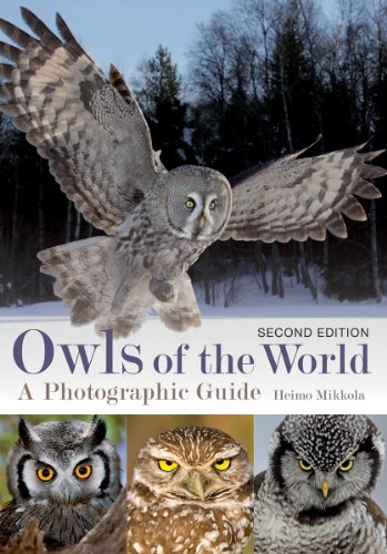 Owls of the World: A Photographic Guide (Hardcover): Heimo Mikkola