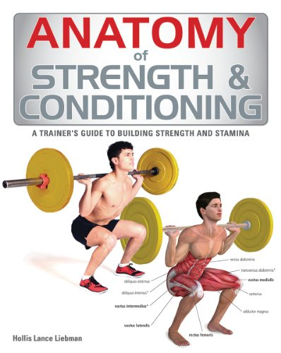 9781770853034: Anatomy of Strength & Conditioning