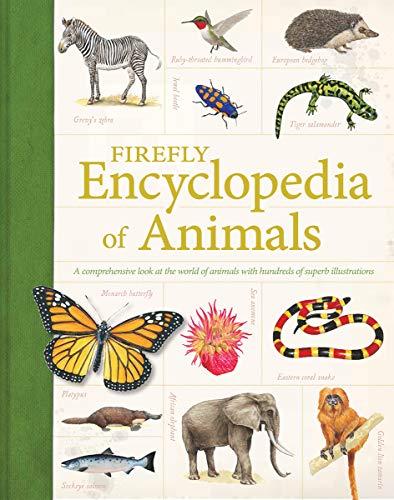 9781770854574: Firefly Encyclopedia of Animals