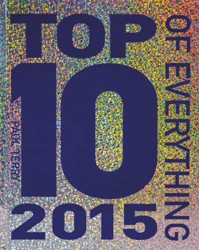 9781770854697: Top 10 of Everything 2015