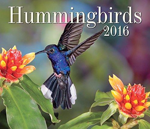 Hummingbirds 2016: Firefly Books