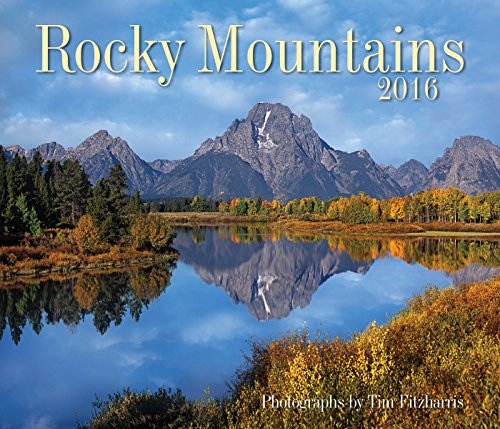 9781770855410: Rocky Mountains 2016