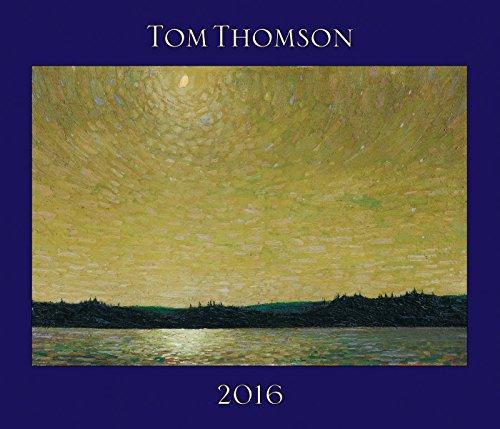 9781770855427: Tom Thomson 2016: Bilingual (English/French]