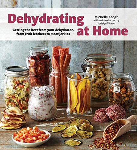9781770855861: Dehydrating at Home: Getting the Best from Your Dehydrator, from Fruit Leather to Meat Jerkies