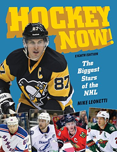 9781770856004: Hockey Now!: The Biggest Stars of the NHL