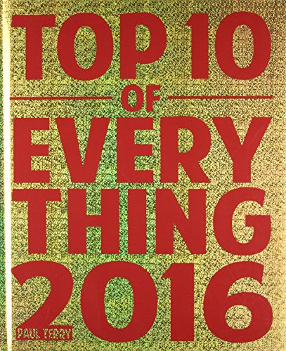 9781770856172: Top 10 of Everything 2016