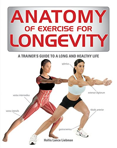 9781770856318: Anatomy of Exercise for Longevity: A Trainer's Guide to a Long and Healthy Life