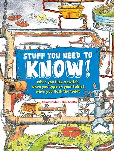Stuff You Need to Know!: Farndon, John