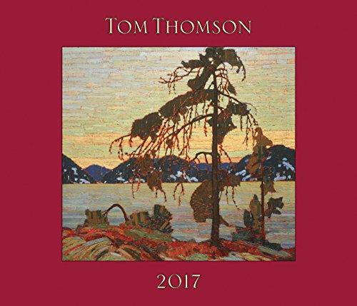 9781770856790: Tom Thomson 2017: Bilingual (English/French)