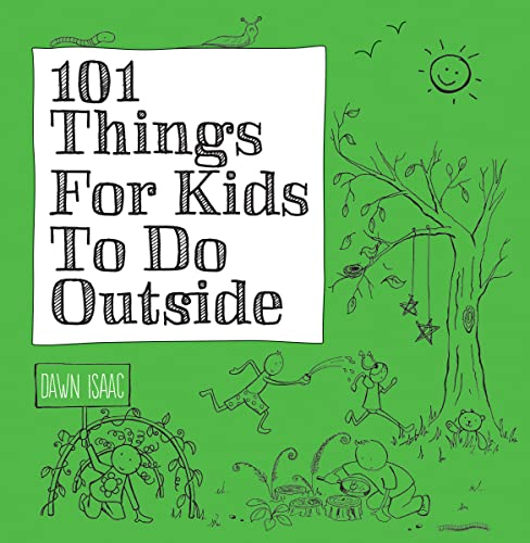 9781770857117: 101 Things for Kids to Do Outside