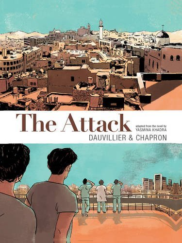 9781770857612: The Attack Graphic Novel