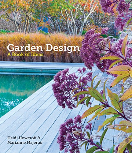 Garden design a book of ideas by howcroft heidi firefly for Garden design books