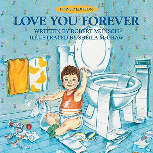 9781770859654: Love You Forever (Pop Up Editions)