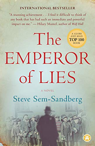 9781770890343: The Emperor Of Lies