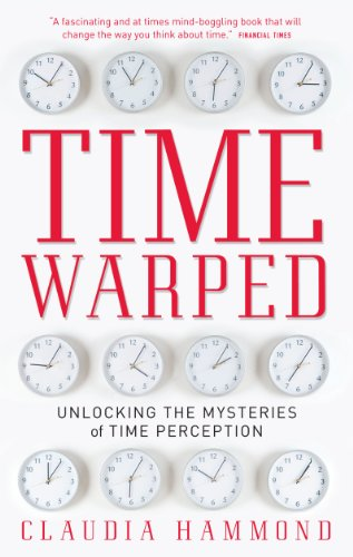 9781770892125: Time Warped : Unlocking the Mysteries of Time Perception