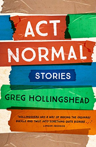9781770899704: Act Normal: Stories