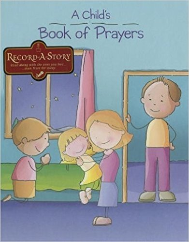 9781770930056: A Child's Book of Prayers (Record a Story)