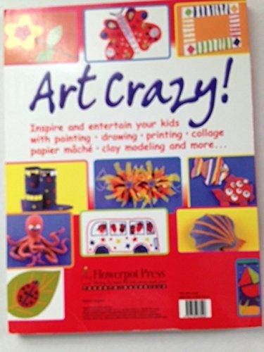 9781770933026: Giant Craft:Art Crazy!