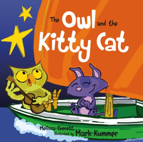 9781770935358: The Owl and the Kitty Cat (Case Hardcover Nursery Rhymes)