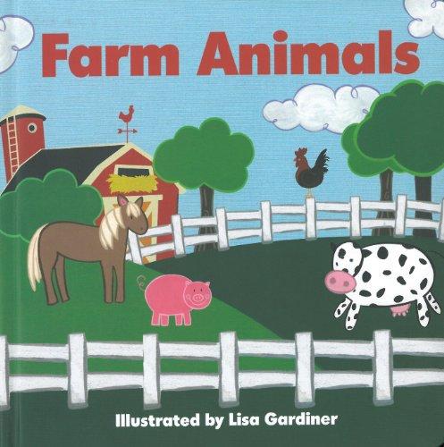 FARM ANIMALS: Flowerpot Press