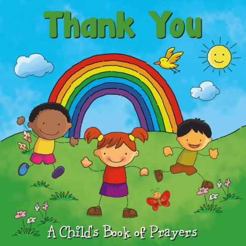 9781770936386: A Child's Book of Prayers: Thank You